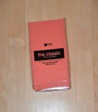 J.C.Penny Standard /Queen Size Pillow Cases, Bright Cayenne, 21 x 32 Inches, NWT