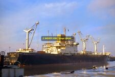 mc2720 - Pacific Steam Cargo Ship - Orbita - photo 6x4