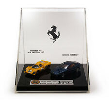 BBR Models 1/43 1992 Ferrari P412 456 GT 40th Anniversary Francorchamps Twin Set