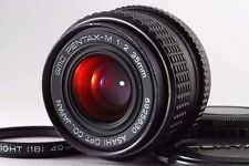 [Exc+++++] SMC Pentax-M 35mm F2 MF Wide Angle Prime Lens w/Filter from Japan#519