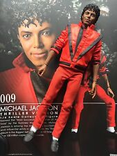 Hot Toys MIS09 Michael Jackson Thriller 1/6 Scale Figure