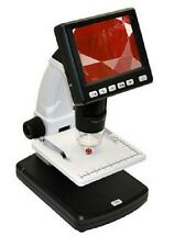 NEW Grobet 29.900HD LCD Portable High Definition Digital Table Top Microscope