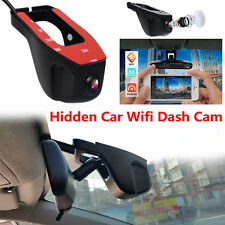 12V HD Hidden Wifi Car DVR  Camera Video Recorder Dash Cam Night Vision Reliable
