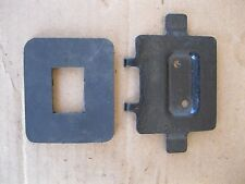 BMW R50 R60 /2 R69S 6 Volt Battery Tray and Cushion Base