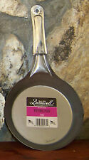 1 (one) FRYING PAN 7 inch Made in USA JACOB BROMWELL FREE SHIPPING skillet steel