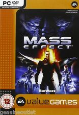 Mass Effect PC Brand New Factory Sealed