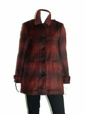 BURBERRY JACKE JACKET WOLLE/CHECK GR:42 NEU !!!