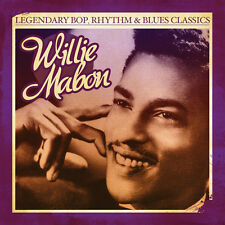 Legendary Bop Rhythm & Blues Classics: Willie Mabo - Willie (2013, CD NEUF) CD-R