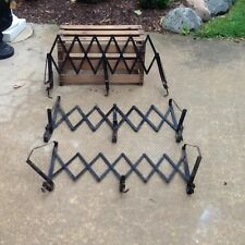 Vintage/antique  Model T  model A Scissor Style Luggage Rack 1 of 3