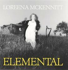 LOREENA MCKENNITT 'ELEMENTAL' CD CELTIC FOLK NEUWARE!