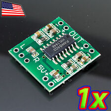 [1x] PAM8403 2 x 3W Mini Stereo Class D Audio Amplifier Board 5V Amp Module