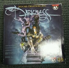 "The Darkness Statue ULTRA LOW #13 RARE 14.5"" Moore Creations 1999 Damaged w/Box"