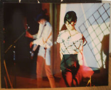 LINEAR MOVEMENT On The Screen The Linear Way RARE POSTCARD PROMO CARD