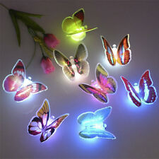newcomdigi gts Colors Lovely Changing Beautiful Cute ABS Butterfly LED Night
