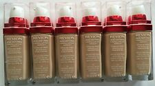 Lot 6-Revlon Age Defying Firming & Lifting Makeup- Natural Beige