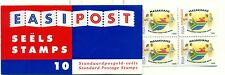 BANDIERE - FLAG SOUTH AFRICA 1995 MASAKHANE Small Stamps booklet English left