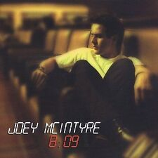 Joey McIntyre CD 8:09 - New Kids On The Block NKOTB