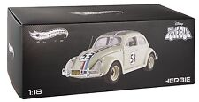 New Hot Wheels ELITE 1:18 DISNEY THE LOVEBUG HERBIE