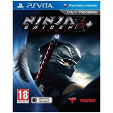 Ninja Gaiden Sigma 2 Plus Game PS Vita Brand New