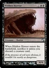 2x FOIL Orrore Nascosto - Hidden Horror MTG MAGIC PDS Graveborn Eng