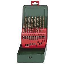Metabo promotion 627157000 drill bit set haute vitesse acier/cobalt 19 pièces neuf