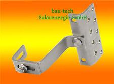 1 Crochets de toit A2 3 compartiment réglable pour Tuiles de toiture Solaire PV