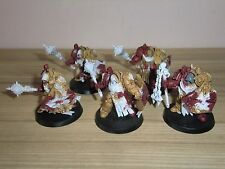 Warhammer 40k Dark Angels Deathwing Knights x 5 Forgeworld Shields