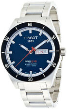 New Tissot PRS516 Blue Dial Automatic Mens Sport Watch T0444302104100