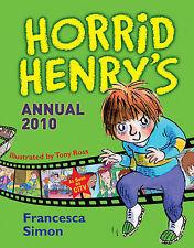 Horrid Henry's Annual 2010, Francesca Simon