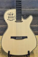 "Godin Multiac Spectrum HG ""SF"" 3-Voice Electro-Acoustic Guitar w/ Bag #15202182"