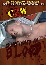 Combat Zone Wrestling: Sanctioned in Blood DVD, CZW