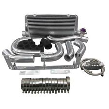 CXRacing Front Mount Intercooler Kit For 96-04 Ford Mustang 4.6L V8 Supercharger