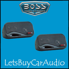 BOSS AUDIO AVA6200 3-WAY BOX CAR / MOTORHOME / CARAVAN SHELF SPEAKERS