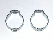 Ford Lincoln Mercury Brake Booster Power Steering Return Hose Pinch Clamp 2pcs A
