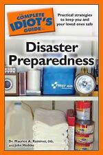 The Complete Idiot's Guide to Disaster Preparedness-ExLibrary