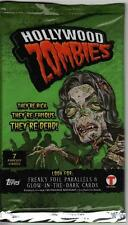 2007 Topps Hollywood Zombies Trading Card Pack