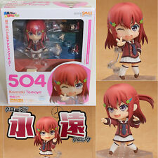 [USED] Nendoroid Tomoyo Kanzaki When Supernatural Battles Figure Japan