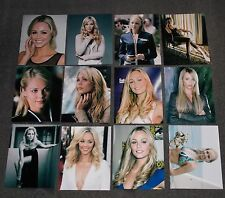 12 x LAURA VANDERVOORT 10 x 8 PHOTOS SET,LOT 2.GREAT PHOTOS