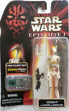 Star Wars Episode 1 OOM-9 (Hasbro, 1998) New on Card