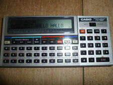 CALCOLATRICE CALCULATOR CASIO FX 730p lievi difetti SMALL errors