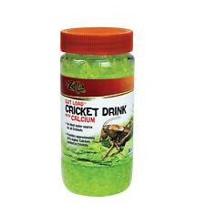 Zilla Gut Load Cricket Drink with Calcium GREEN (16 fl oz 473 mL)