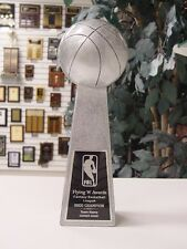 """LARGE LOMBARDI STYLE FANTASY BASKETBALL INDIVIDUAL TROPHY 14"""" TALL"""