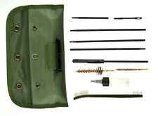 10 Piece Rifle M4 Carbine Cleaning Brush Kit Prepper Gear Zombies 223 22 Caliber
