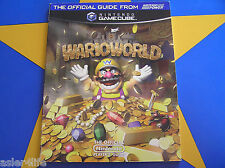 WARIO WORLD - STRATEGY GUIDE