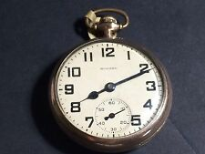 E Howard 16s 19j Series 5  Working Pocket Watch
