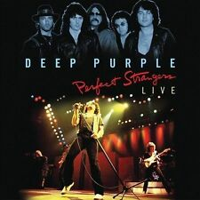 Perfect Strangers Live by Deep Purple (Rock) (CD, Oct-2013, 3 Discs, Eagle)