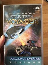 Star Trek Voyager Equinox VHS-Kassette