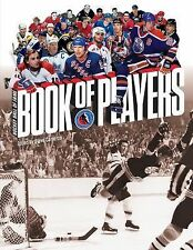 NEW - Hockey Hall of Fame Book of Players