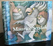 The Art of Maurice Sendak by Selma G. Lanes (1993, Hardcover)