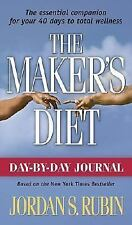 Day By Day Journal For Makers Diet: The essential companion for your 40 days to